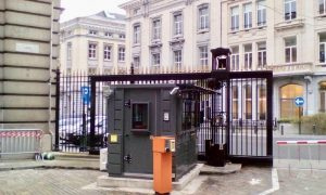 Οι Βελγικές υπηρεσίες ασφάλειας επέλεξαν τους οικίσκους kibo