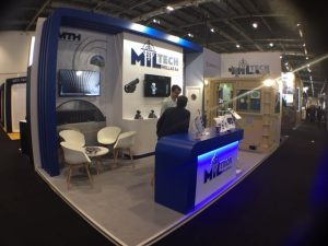 DSEI LONDON 19 – COMPLETED